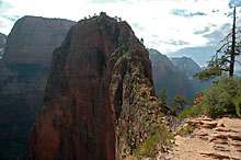 Zion NP - Angels Landing Trail